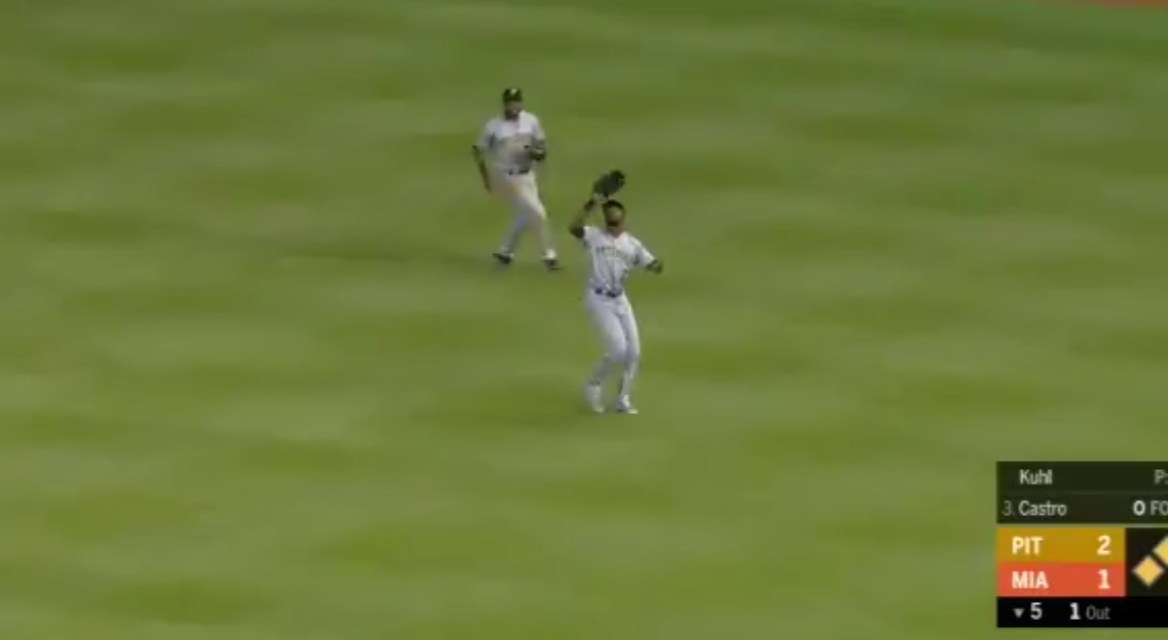 The Pirates Allow Three Runs to Score on a Sac Fly