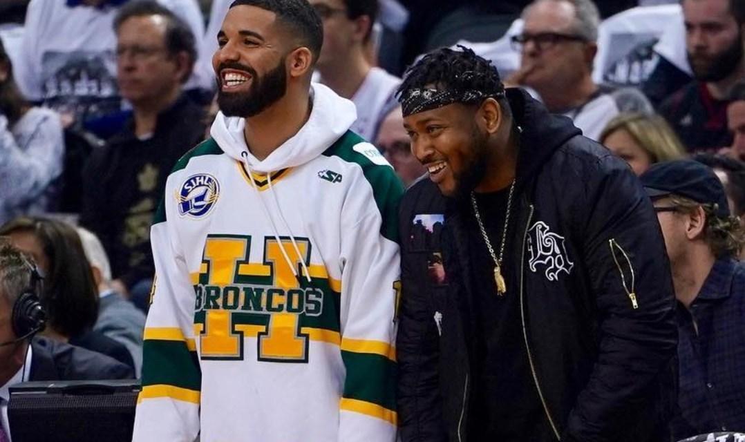 Drake Honored the Humboldt Broncos at Raptors Playoff Game