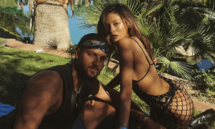 Chandler Parsons and Girlfriend Cassie Amato Seem to be Enjoying Coachella