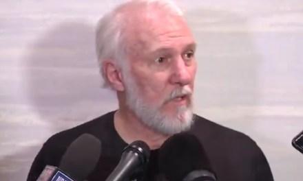 Gregg Popovich Still Isn't Buying Kawhi Leonard's Injury