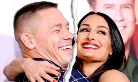 John Cena and Nikki Bella Call it Quits