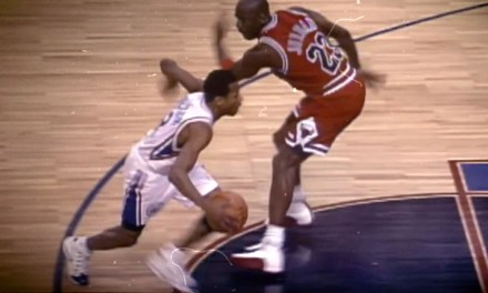 Allen Iverson Dreamed of The Killer Crossover He Schooled Michael Jordan With