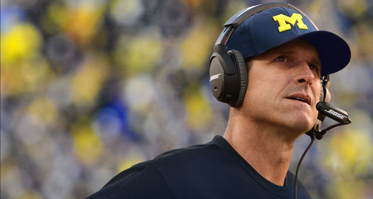 Michigan Defensive Lineman Threatens to Murder Jim Harbaugh in Now Deleted Twitter Rant