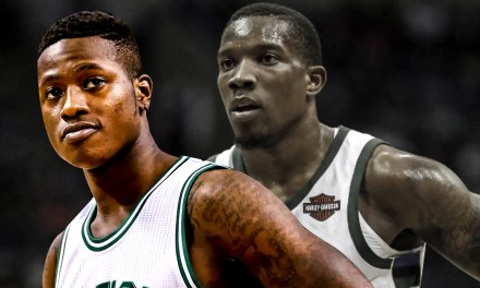 Eric Bledsoe Returns the Disrespect on Terry Rozier's Name