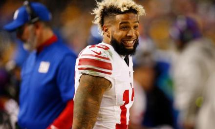 We Have an OBJ Sighting After He Hit Up Coachella
