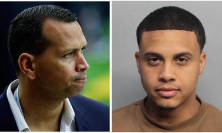 A-Rod's Nephew Got Abducted in Botched Lamborghini Sale