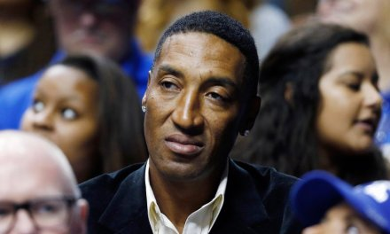 Scottie Pippen Has Tractors Worth $50,000 Stolen From His Arkansas farm