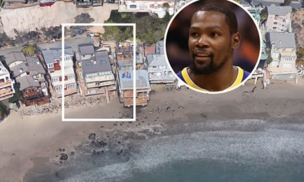 Kevin Durant Buys $12M Oceanfront Malibu Mansion