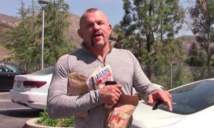 Chuck Liddell Has an Idea for McGregor Vs. Mayweather Rematch