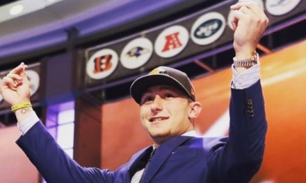 Johnny Manziel Weighed in on Browns Number 1 Pick