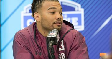 Eagles Deny a Report of an Altercation with Derrius Guice at NFL Combine