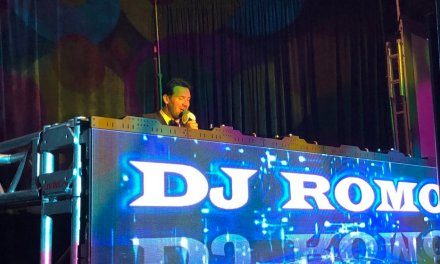 DJ Romo Played The Cancer Fund Gala