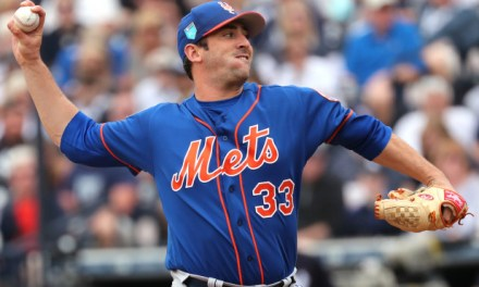Matt Harvey Partied in LA Before Shaky Appearance Out of The Bullpen