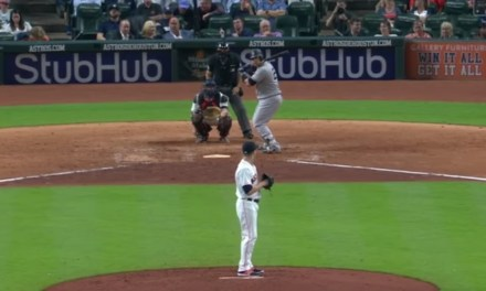 Astros Reliever Ken Giles Punched Himself in the Face After Blowing the Game