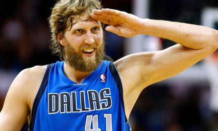 Dirk Nowitzki's Trainer Trashes Him After He Sent a Victor Oladipo Type Text