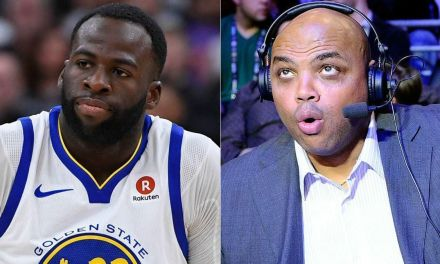 Charles Barkley Apology to Draymond Green For Wanting to Punch Him in the Face