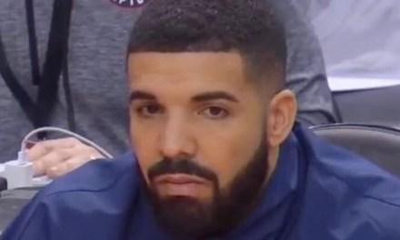 Cavs DJ Uses Drake Lyrics Against Him, Drake Tries to Laugh it Off