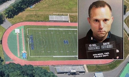High School Superintendent Caught Taking Daily Poops on Rival School's Football Field