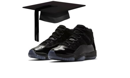 Michael Jordan Prom and Graduation Shoe is Dropping