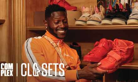 Antonio Brown Shows Off His Insane Mansion and Sneaker Collection