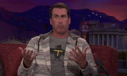 Rob Riggle Worked Out With The Seahawks