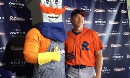 53 Year Old Rafael Palmeiro Got a Hit in His First Spring Training Game