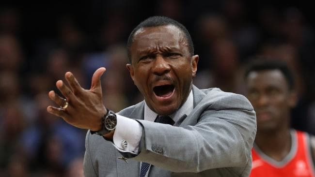 The Toronto Raptors Fired Coach of the Year Dwane Casey