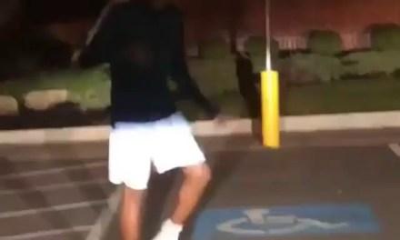 Bronny Jr. Can Dance like a King