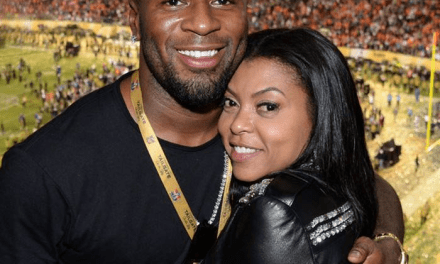 Tarji P. Henson Engaged to Former NFL Player Kelvin Hayden