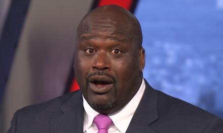 Shaq Goes Hard at Fan and His Momma on Instagram