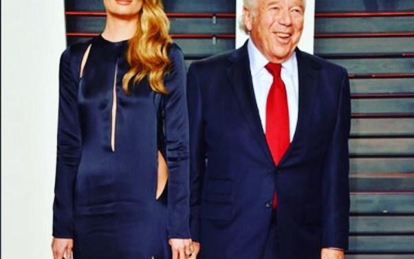 Bob Kraft's Girlfriend Ricki Lander Debuts Baby Daughter Monarch
