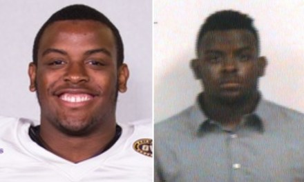 College Football Player Matthew Kenty Caught in Prostitution Sting