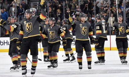 The Golden Knights are One Step Closer to a Sex Party