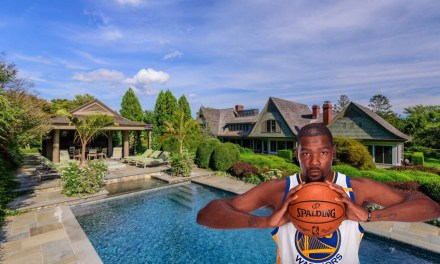 'Hamptons 5' Mansion Where Kevin Durant Met Warriors During Free Agency Is For Sale