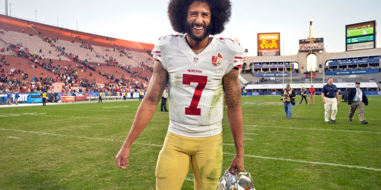 Collusion Case Reveals Teams Viewed Colin Kaepernick as a Starter in 2017