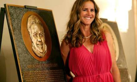 Brandi Chastain Hall of Fame Plaque Latest to Get Uglified