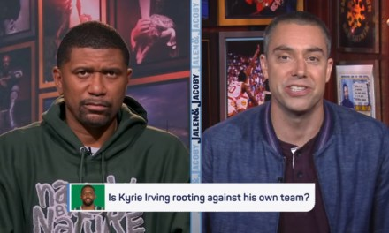 Jalen Rose Says Kyrie Irving Doesn't Want the Celtics to Win Without Him
