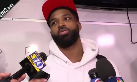 Tristan Thompson Says it Win or Go to Cancun