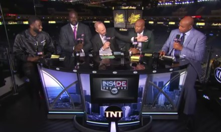 Draymond Green and Charles Barkley Came Face to Face After Game 6