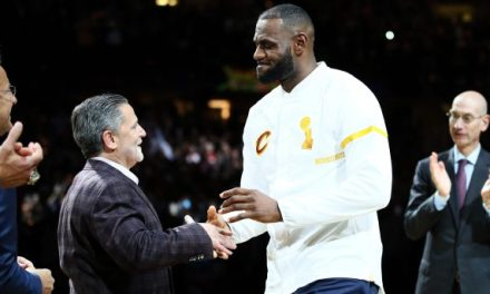 Dan Gilbert Says Cavs Focused on the Now, Will Address LeBron's Free Agency after The Finals