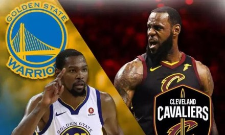 Warriors Hugely Favored over Cavs in Finals