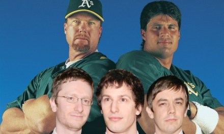 Lonely Island Debuts New Song Where they Play Jose Canseco, Mark McGwire, and Joe Montana
