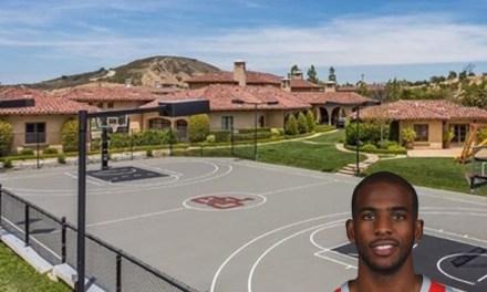 Chris Paul's LA Mansion on Sale