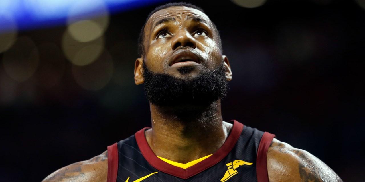 LeBron James to Sit out Next Season?