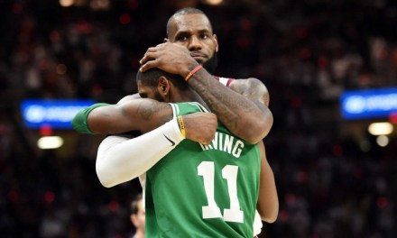 LeBron James Calls Out Cavs For Trading Kyrie Irving