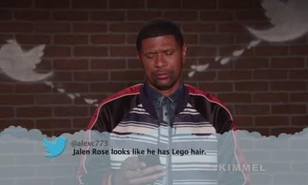Jimmy Kimmel's Mean Tweets NBA Edition 2018