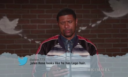 Jimmy Kimmel's Mean Tweets NBA Edition 2018
