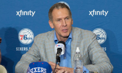Bryan Colangelo Admits His Wife Was Behind the Burner Accounts