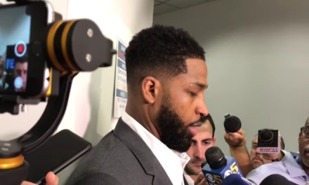 Tristan Thompson Dropped F Bombs and Ended Postgame Interview Early after Question About Klay Thompson
