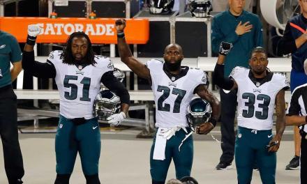 President Trump Uninvited the Philadelphia Eagles
